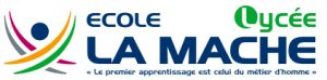 la-mache_lycee_logo